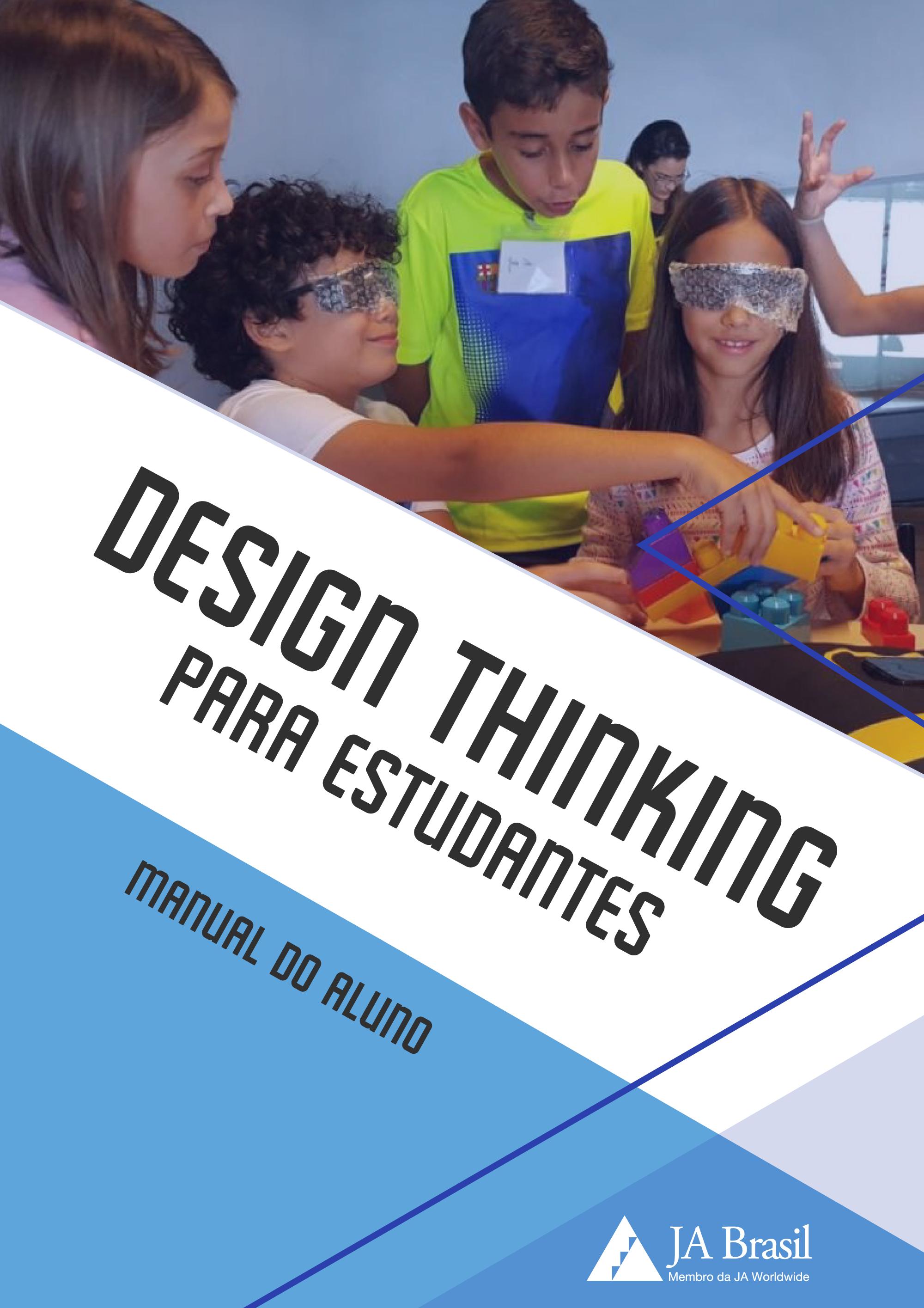 Imagem da notícia Design Thinking Para Estudantes