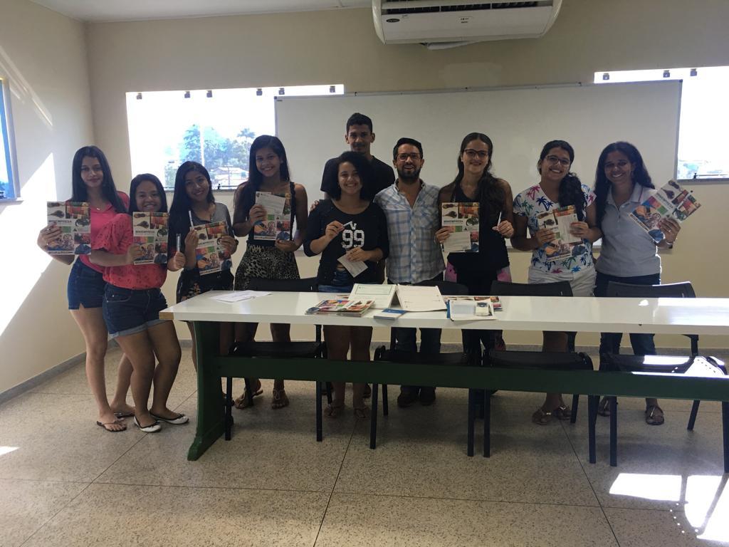 Universidade Federal do Sul e Sudeste do Pará,  é a mais nova parceira da JA Pará!