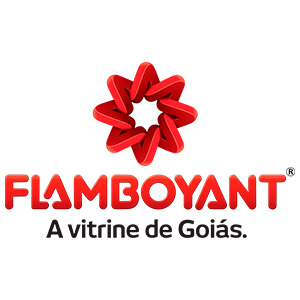 Logotipo Flamboyant Shopping Center