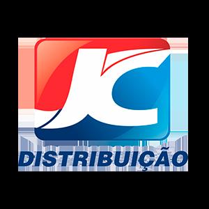 Logotipo JC Distribuição
