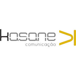 Logotipo Kasane Comunicação