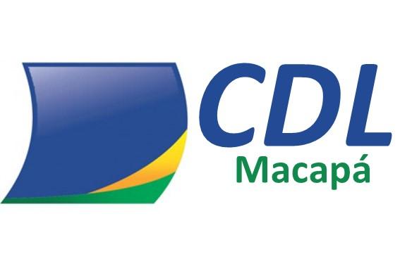 Logotipo CDL-Câmara de Dirigentes Lojistas de Macapá