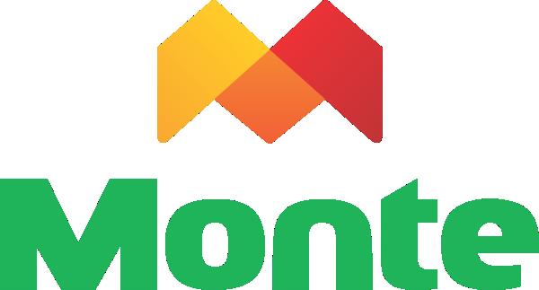 Logotipo Monte Casa e Construção