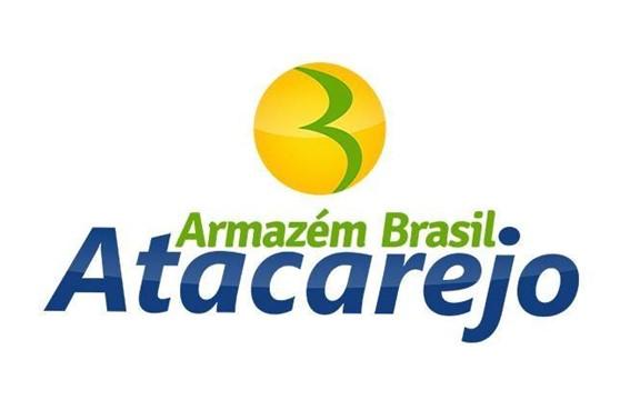 Logotipo Armazém Brasil Atacarejo