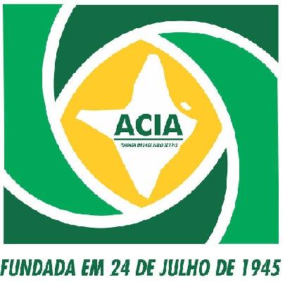 Logotipo Associação Comercial e Industrial do Amapá