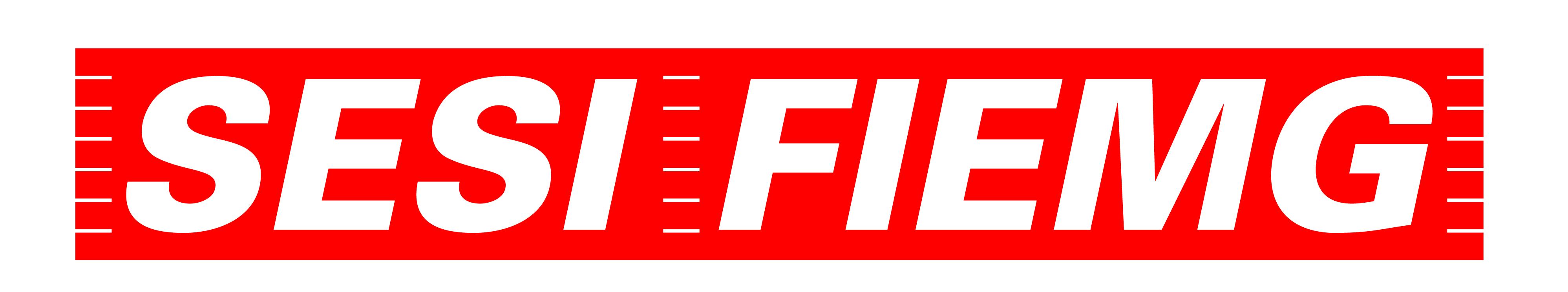 Logotipo SESI FIEMG