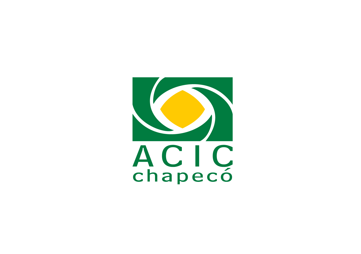 Logotipo AAAQA ACIC - Associação Comercial e Industrial de Chapecó
