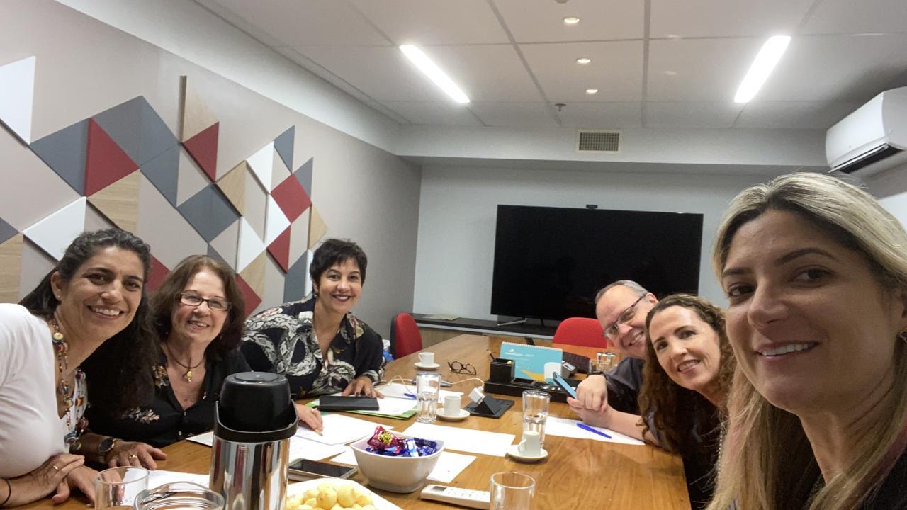 Primeira reunião de Diretoria em 2020