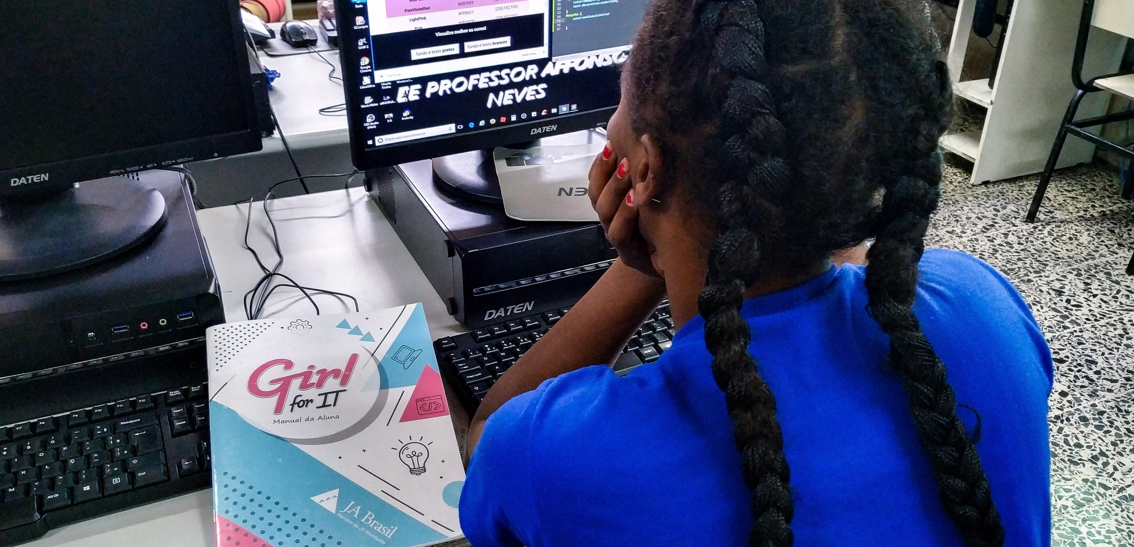 Girl For It é aplicado pela primeira vez em Minas Gerais