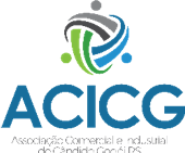 Logotipo ACI Cândido Godoi