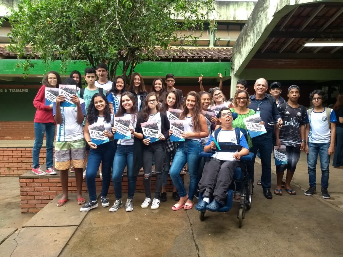 Energisa e JA Minas Gerais preparam jovens para o futuro