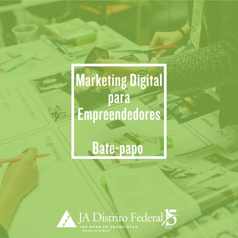 Marketing Digital para Empreendedores com o Nexa DF