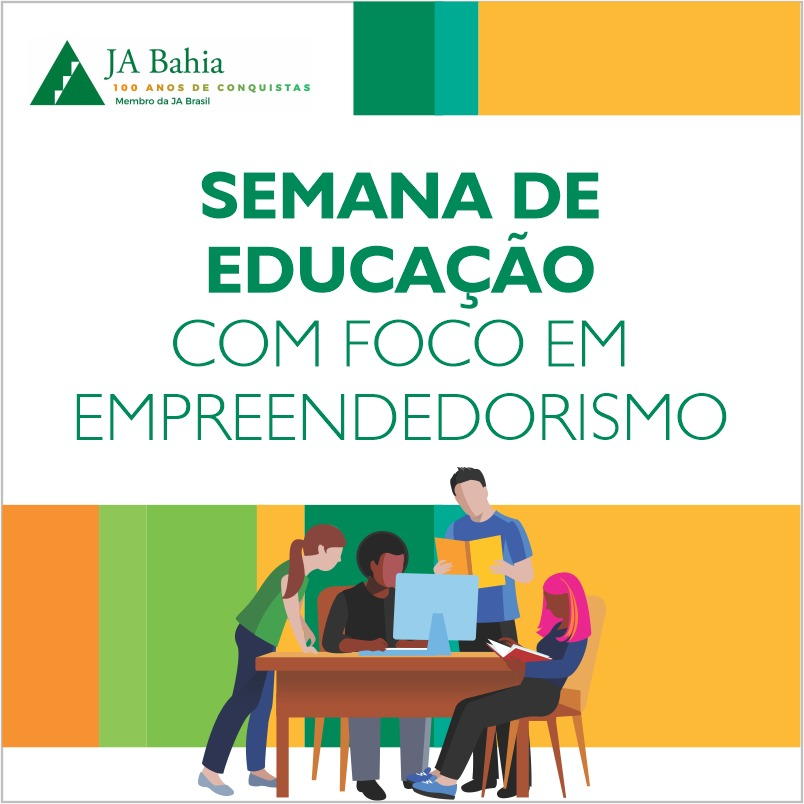 Semana da Educação JA Bahia