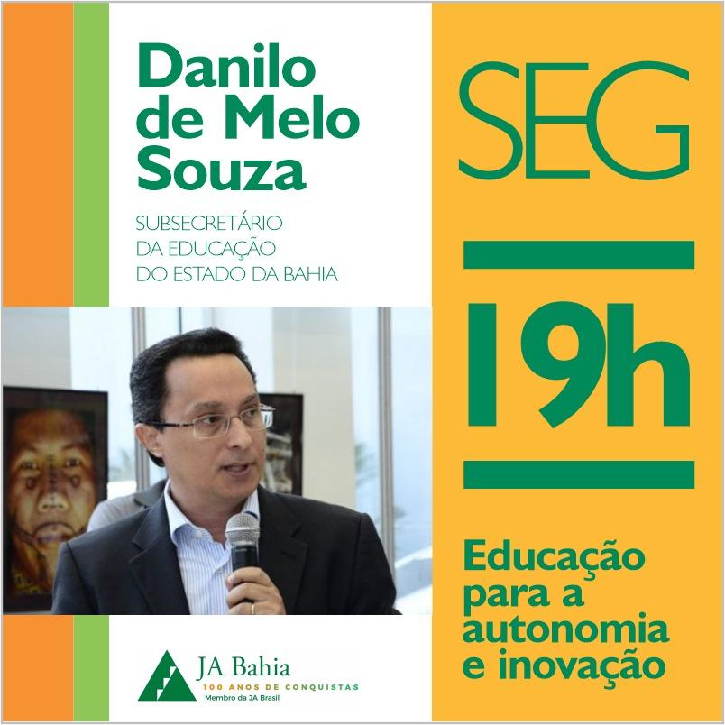 Semana da Educação com Danilo Souza