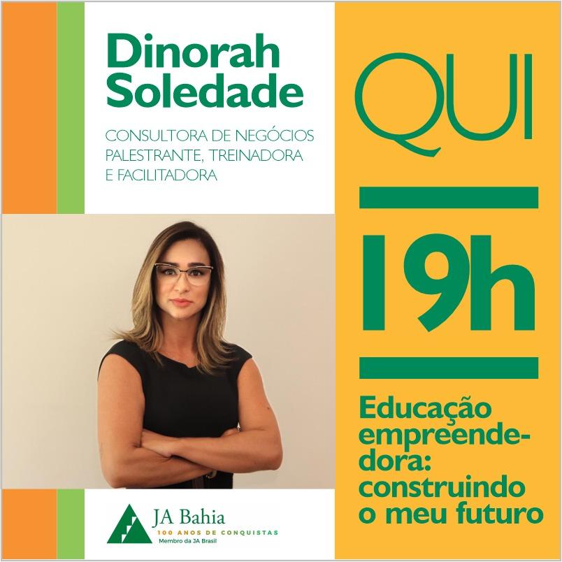 Semana da Educação com Dinorah Soledade