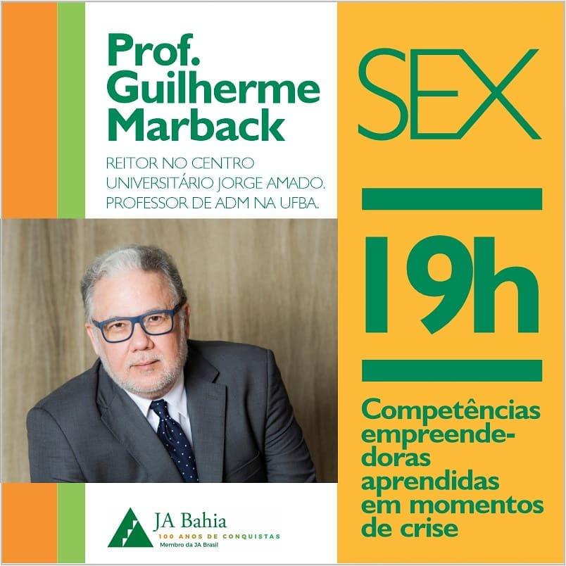 Semana da Educação com Prof. Guilherme Marback