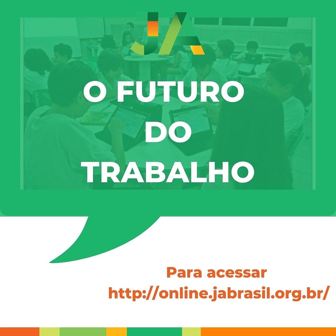 Programa online - O Futuro do Trabalho