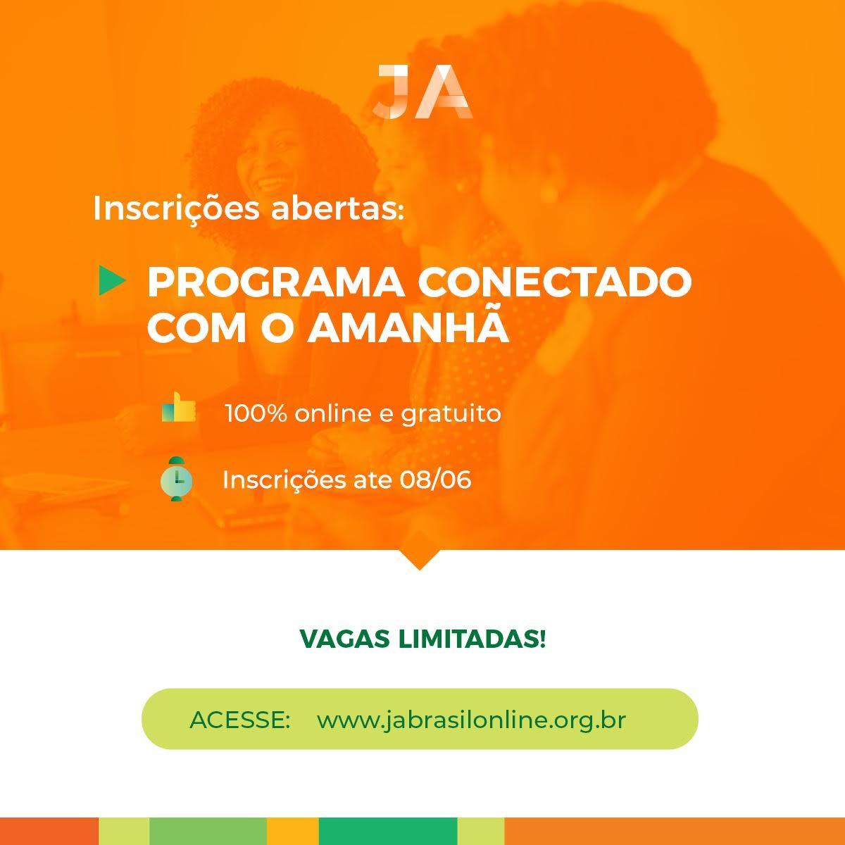Programa Conectando com o Amanhã Online