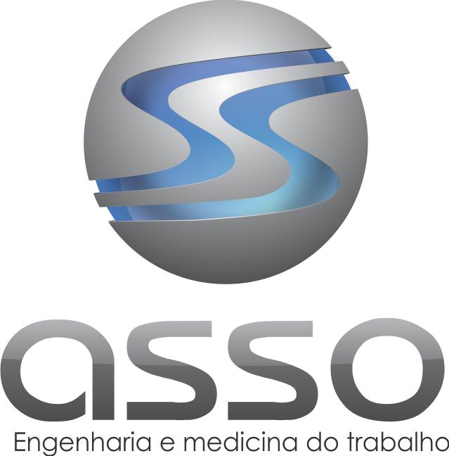 Logotipo ASSO Engenharia e Medicina do Trabalho