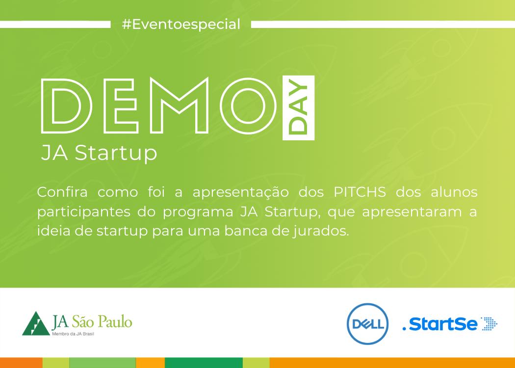 Evento especial: Demoday JA Startup