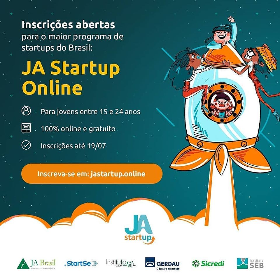 JA Startup Online
