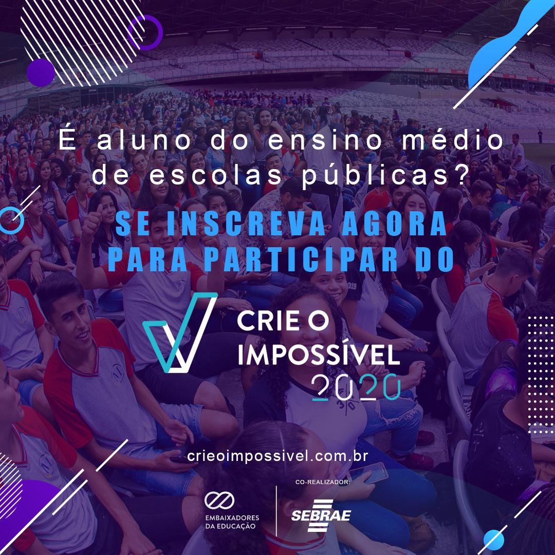 JA Brasil - Crie o Impossível