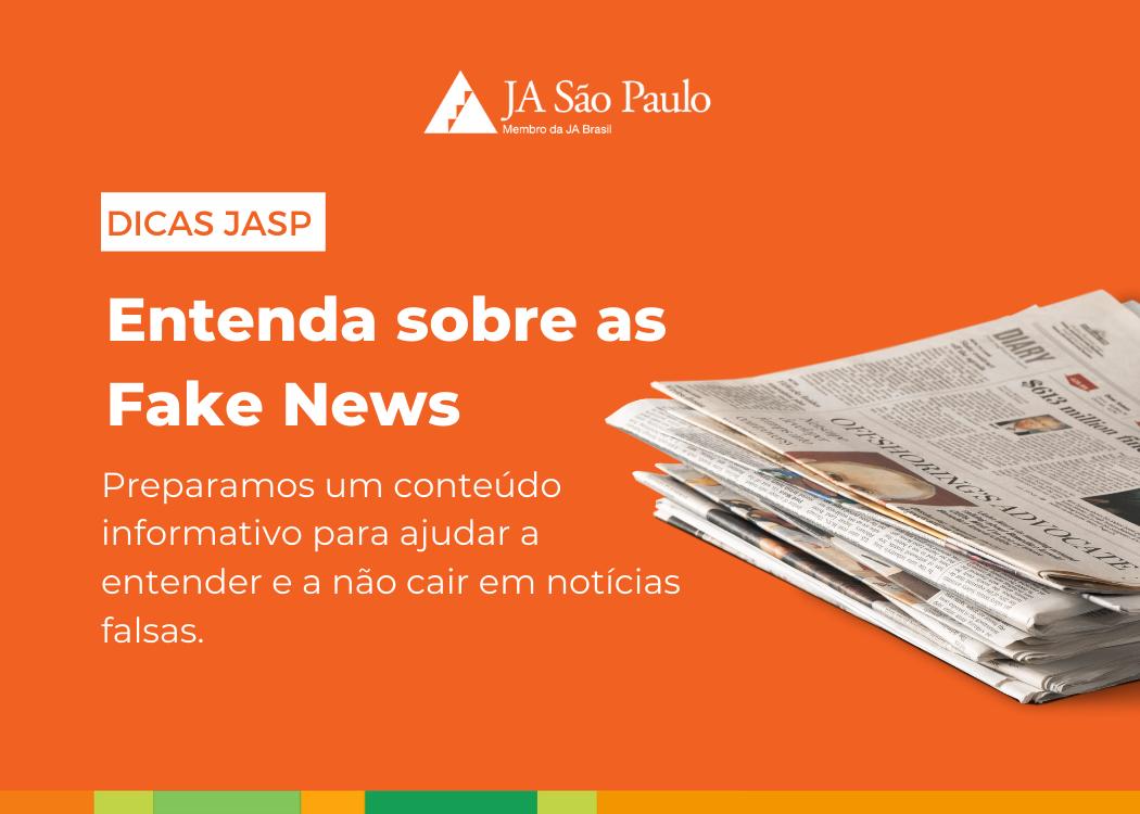 Dicas JASP: Entenda sobre as Fake News