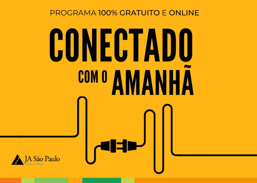 Programa Conectado com o Amanhã com a Estação Hack