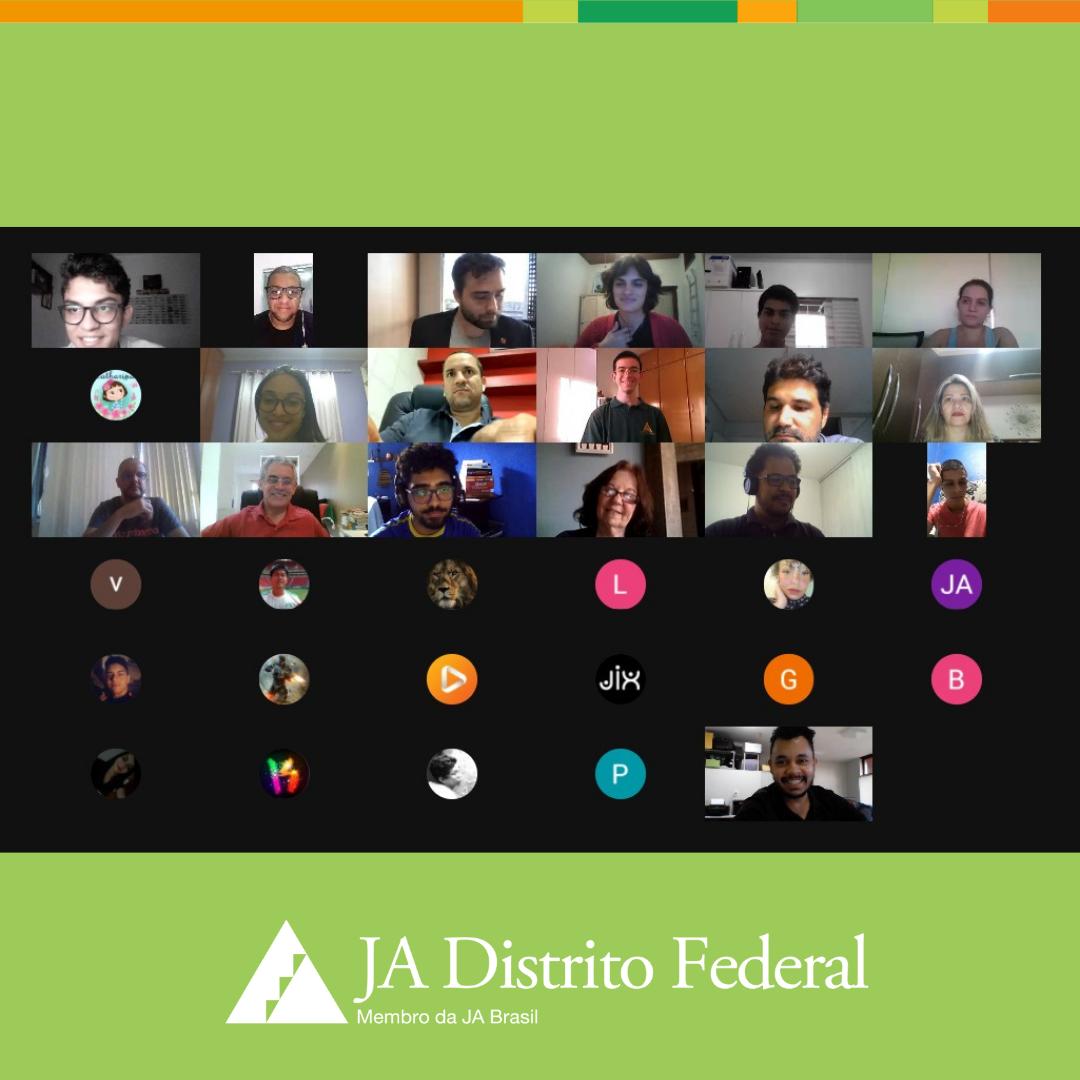 JA STARTUP – Projeto de Expansão da JA Brasil