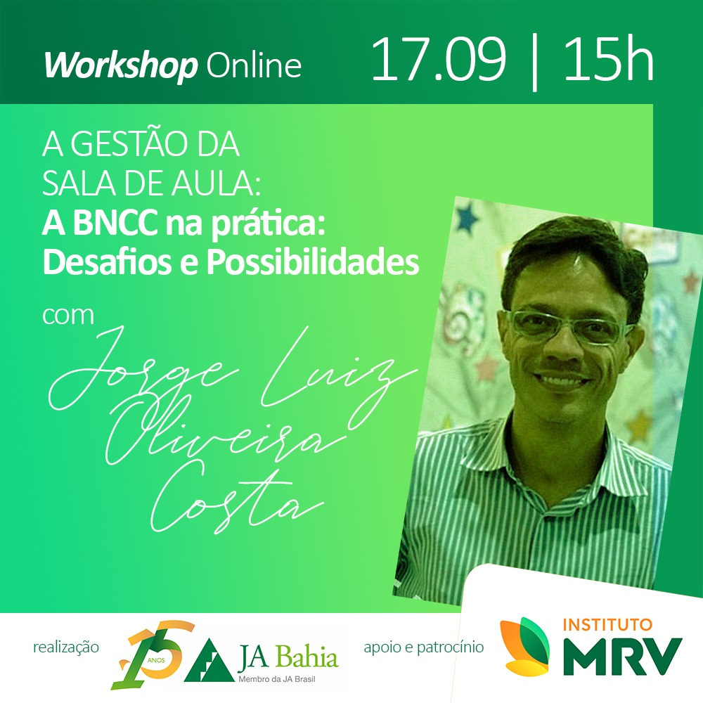 Workshop Online - A BNCC na prática