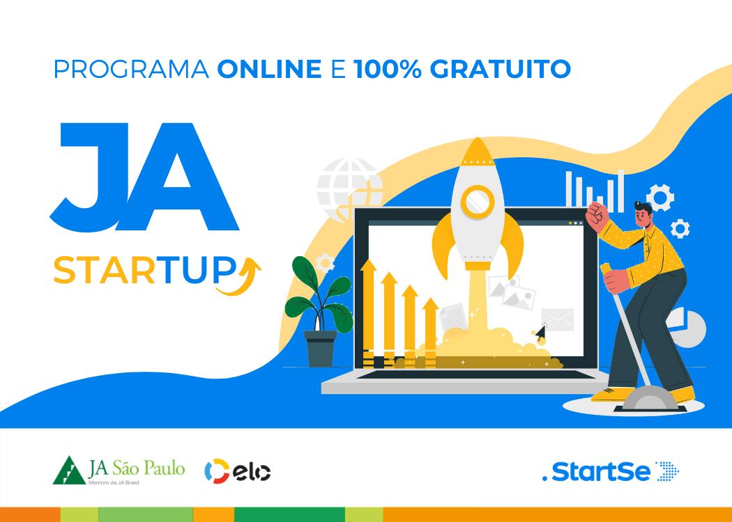 Programa JA Startup em parceria com a Elo