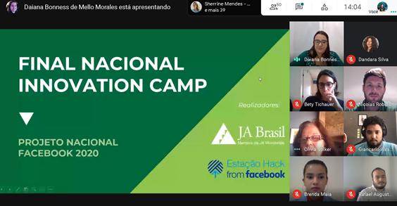 Projeto Nacional Facebook encerra com a etapa final de pitches