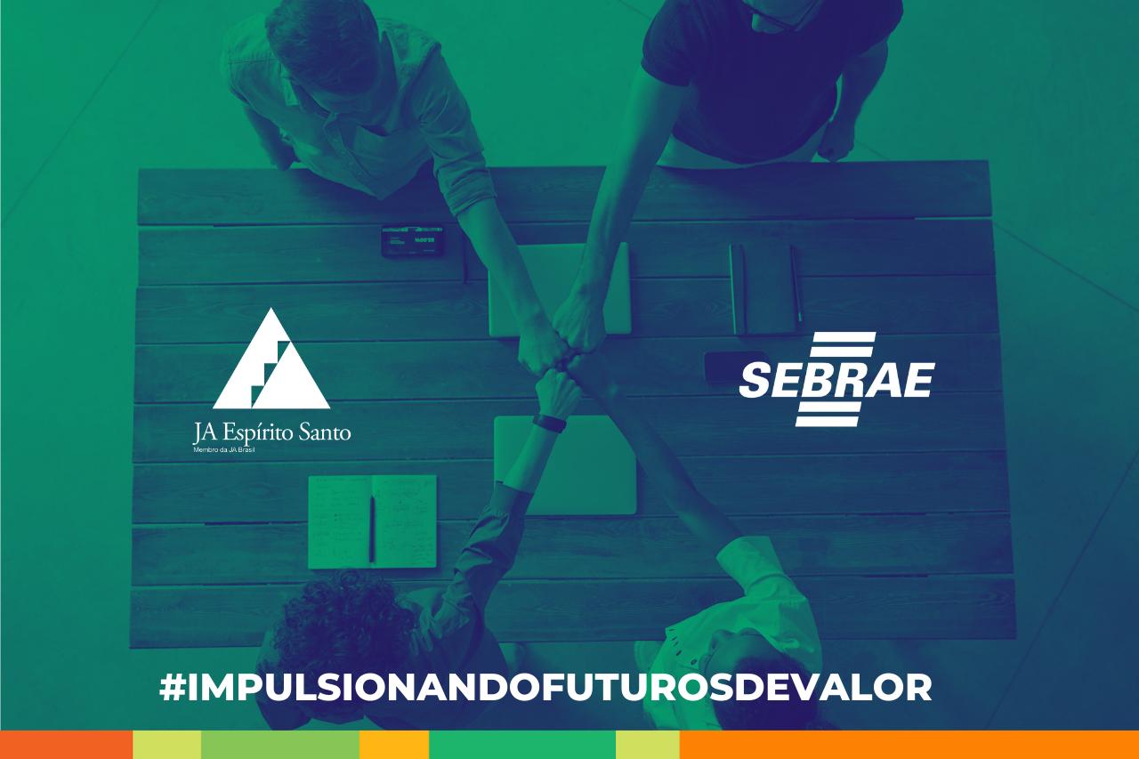 JAES fecha parceria com SEBRAE ES para impulsionar empreendedorismo jovem no Estado