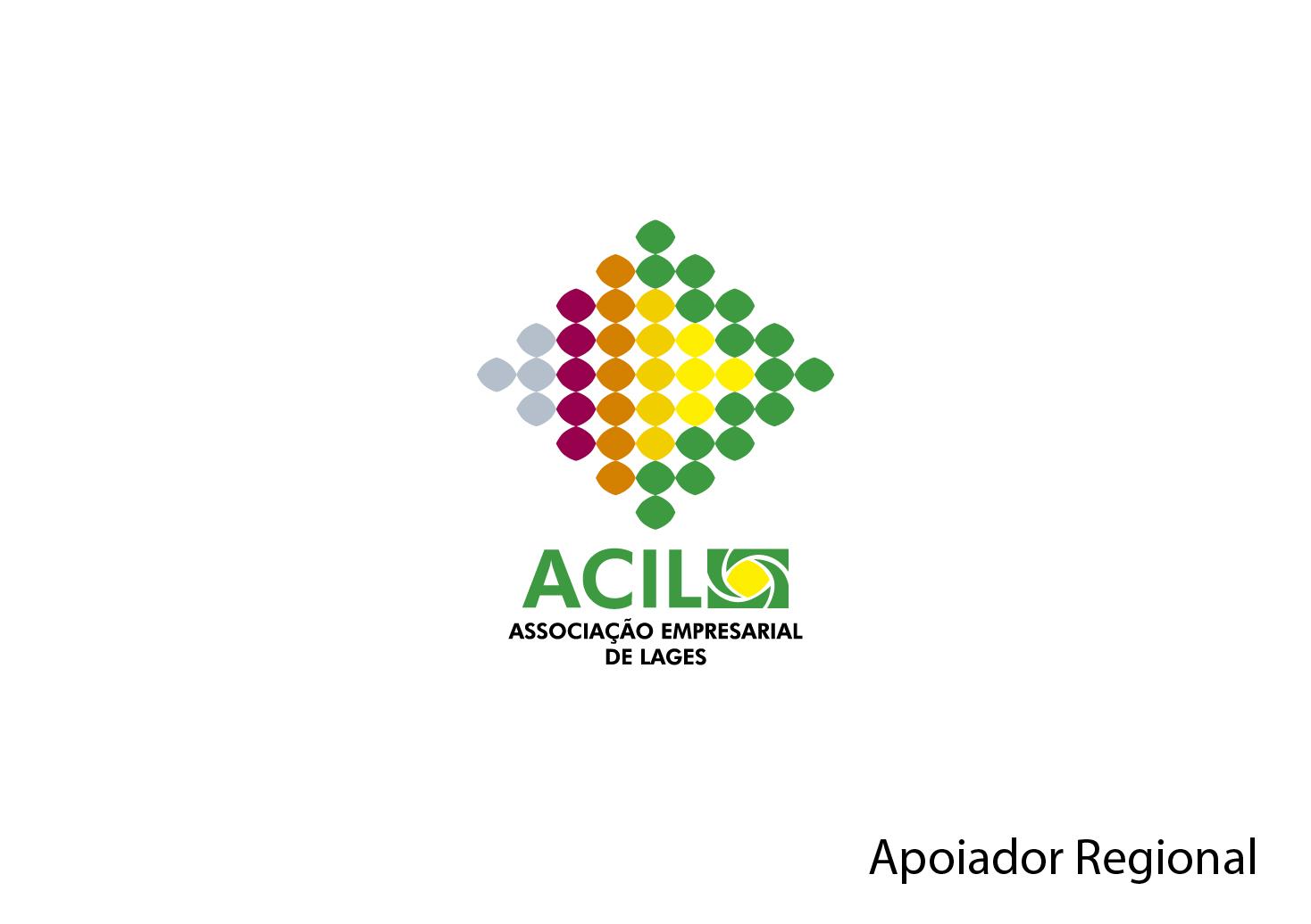 Logotipo EB ACIL - Associação Empresarial de Lages