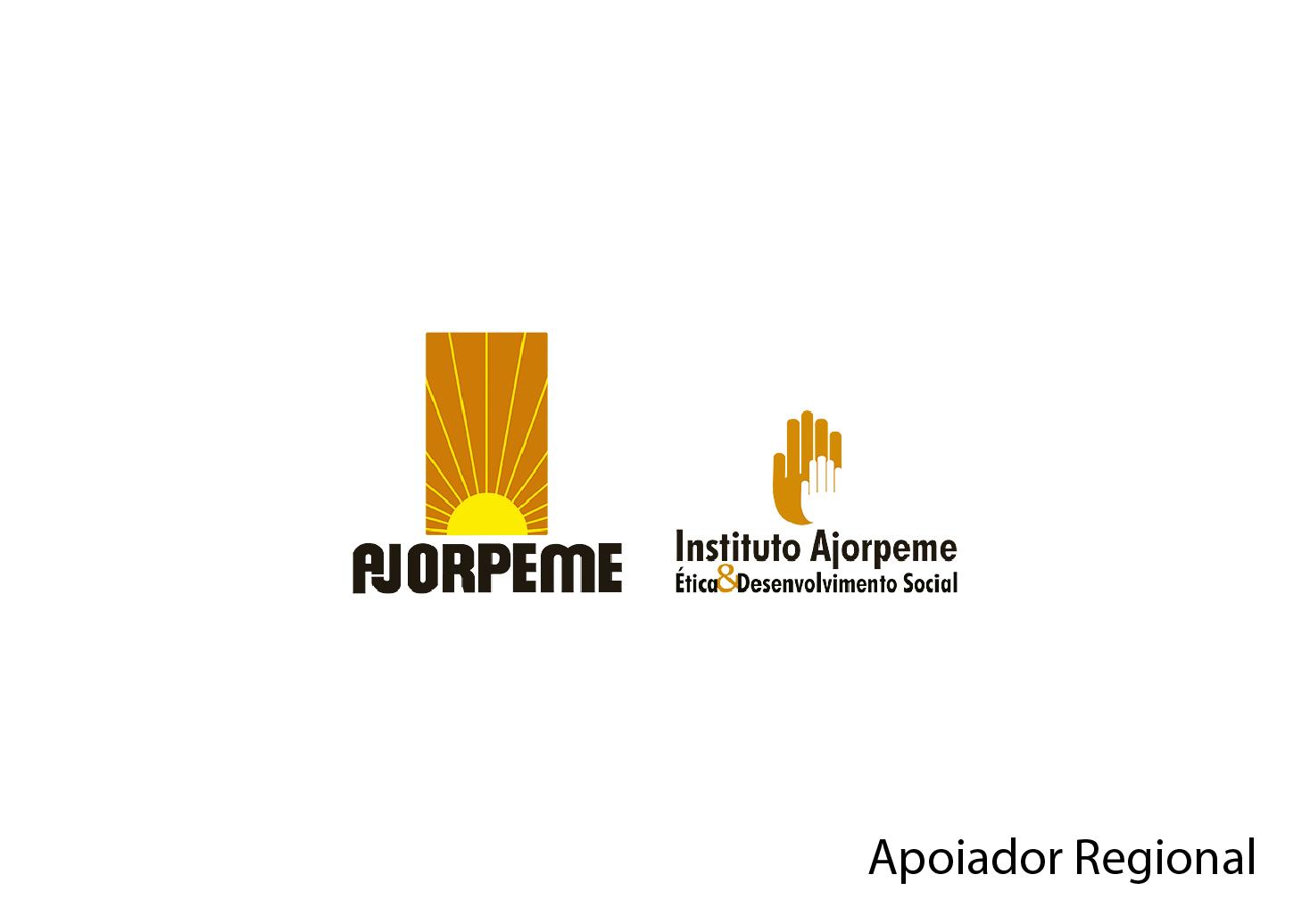 Logotipo EC Ajorpeme - Associação de Joinville e Região de Pequenas, Micro e Médias Empresas