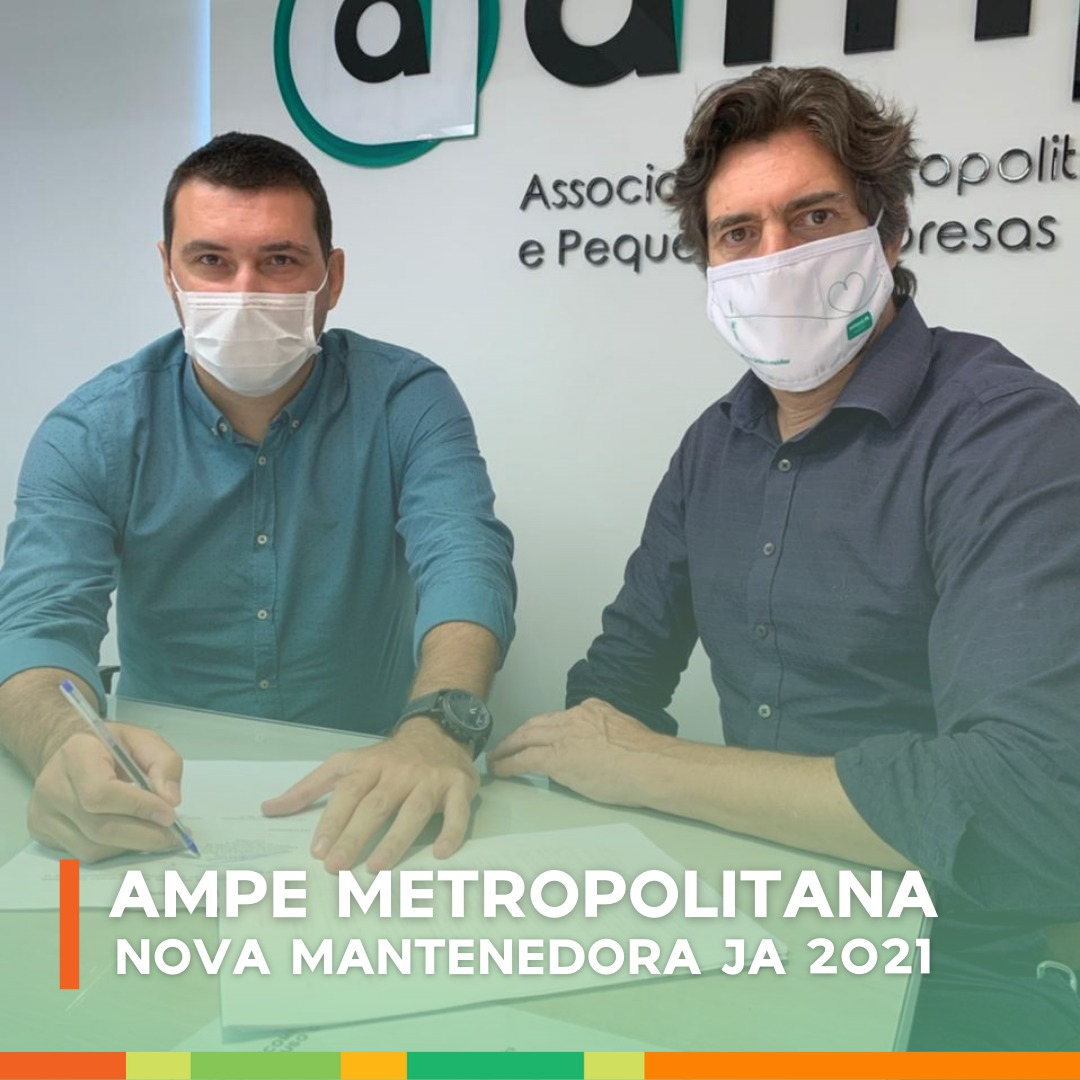 AMPE Metropolitana é a mais nova mantenedora da JA Santa Catarina