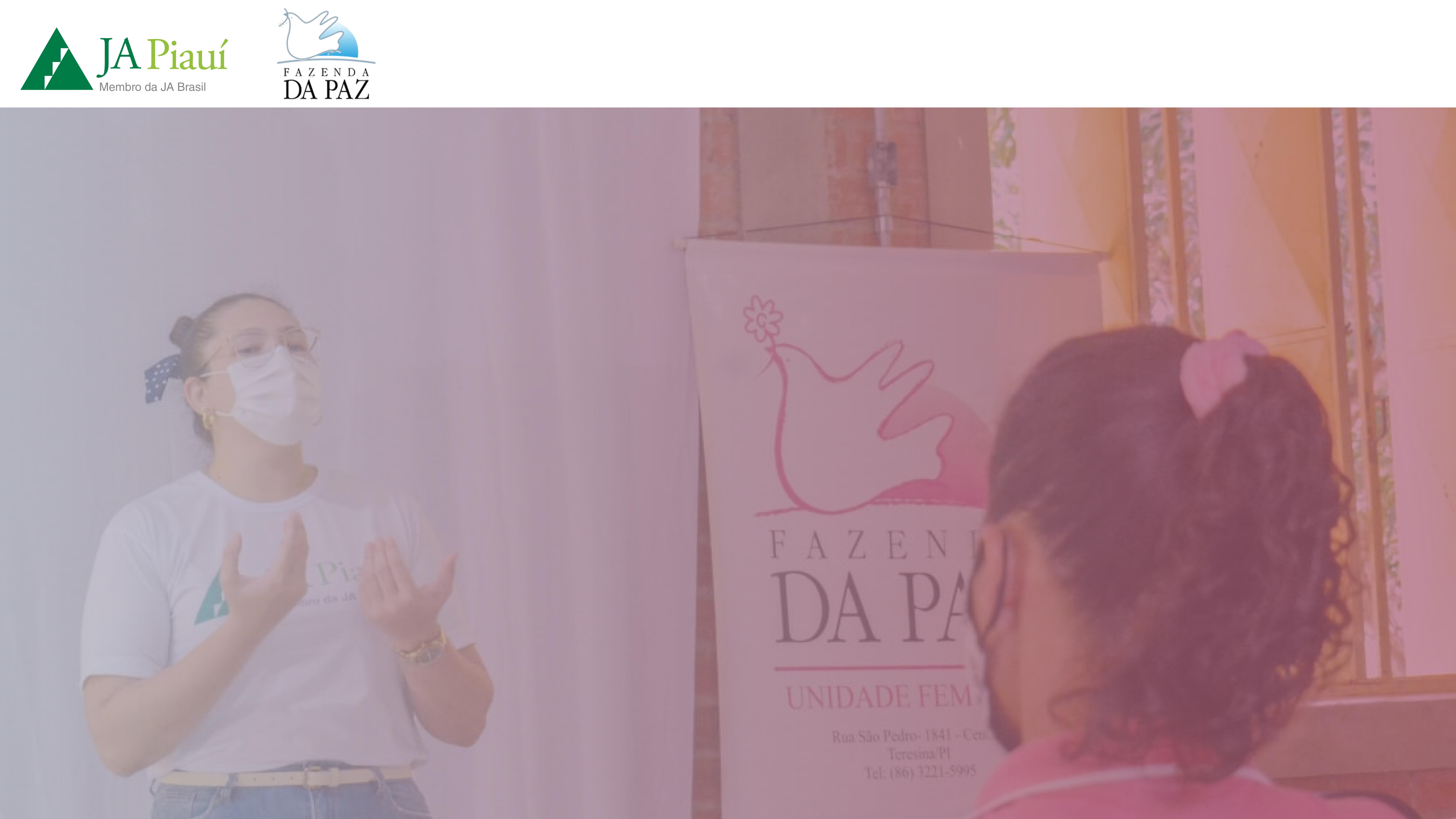 JA Piauí realiza parceria de sucesso com a Fazenda da Paz em 2021