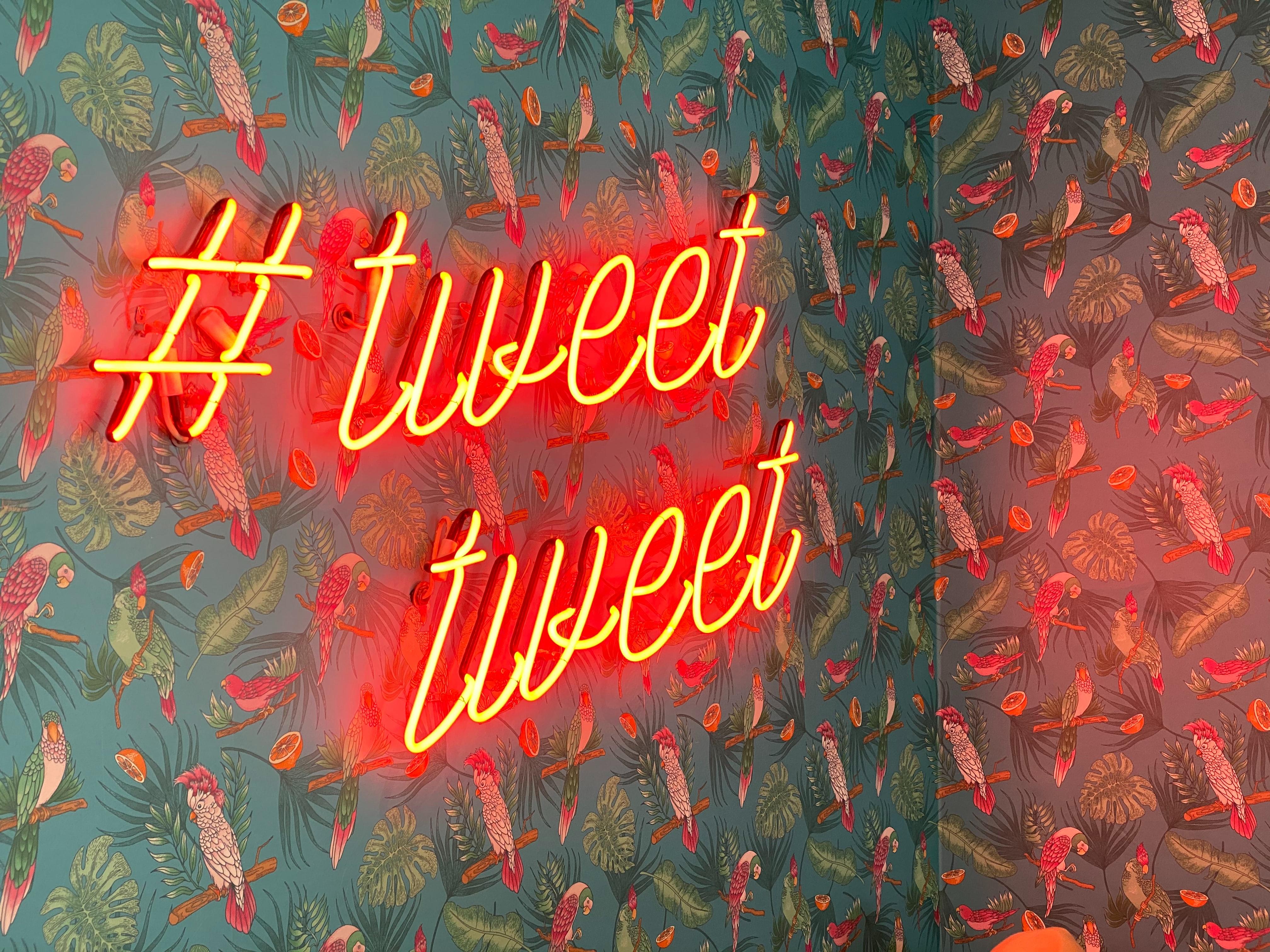#TwitterForGood