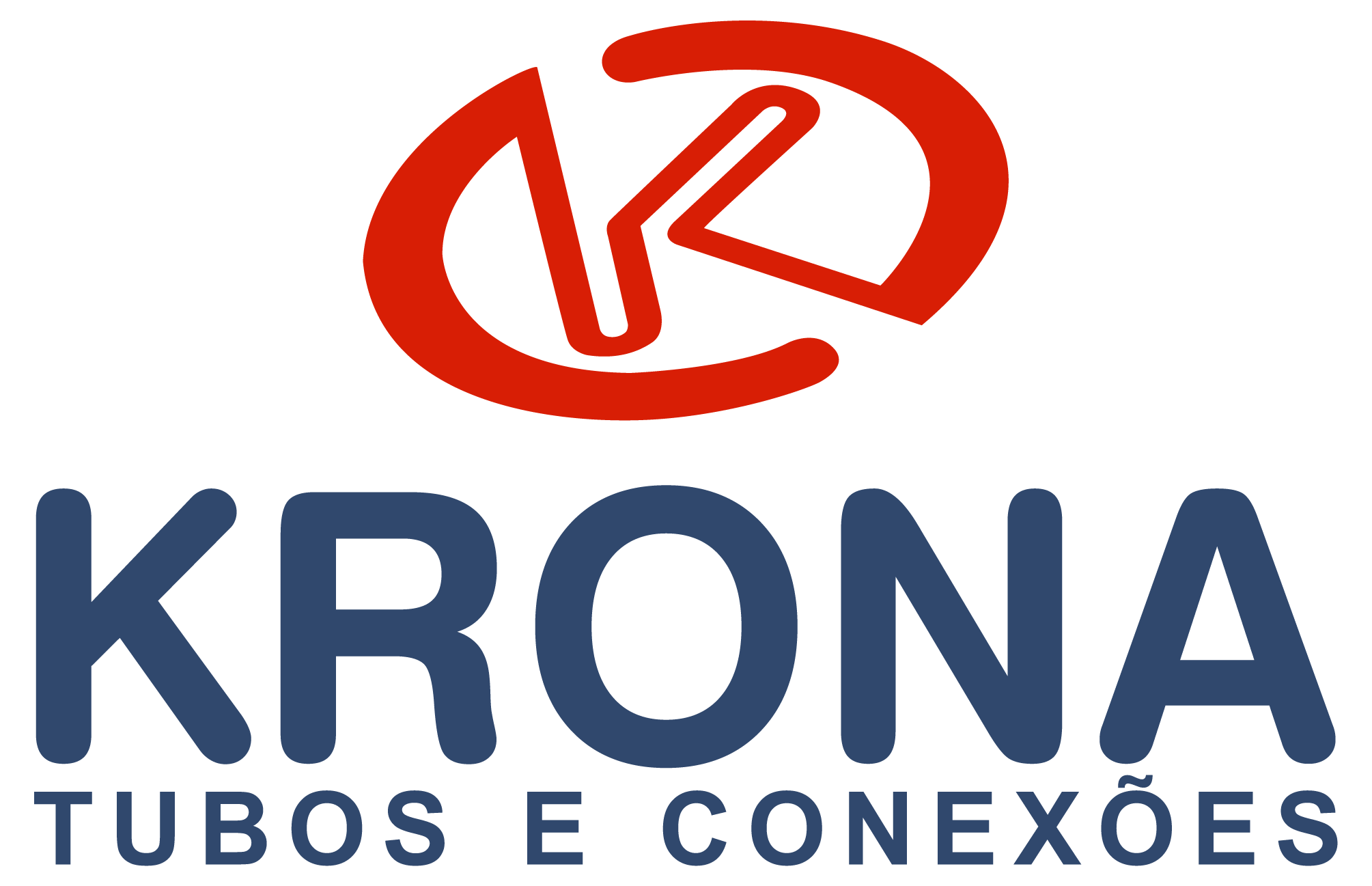 Logotipo Krona Tubos e Conexões