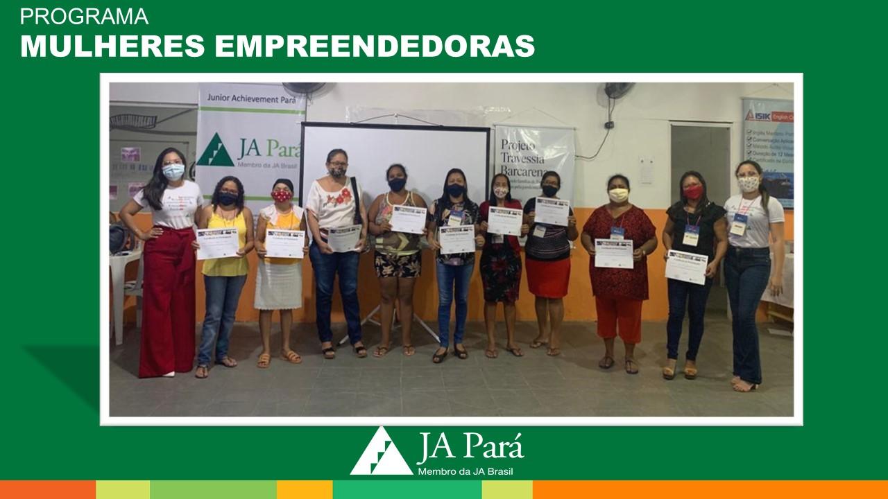 Empreendedorismo feminino em alta no munícipio de Barcarena Pará