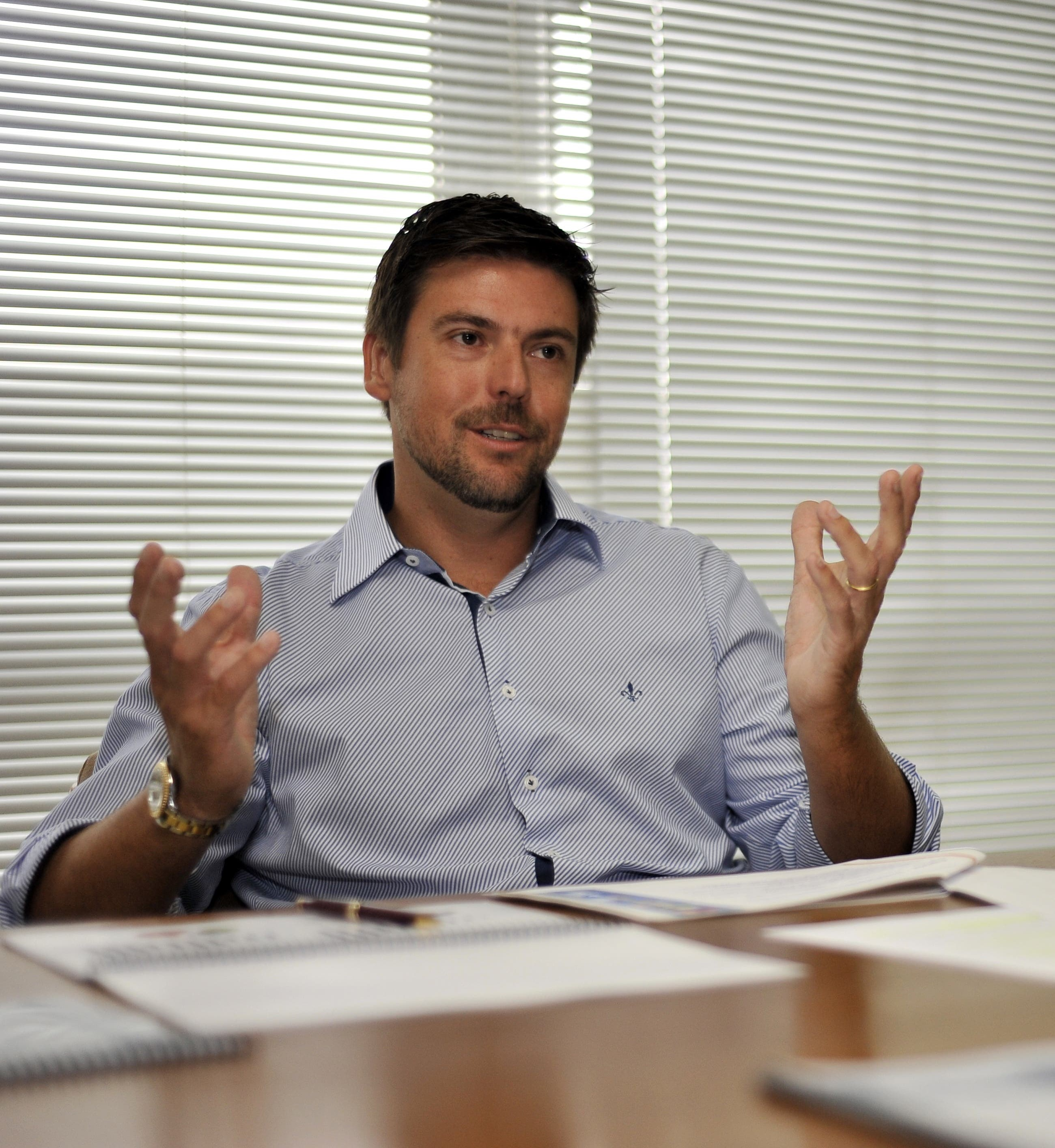 Membro do conselho: Felipe Hansen