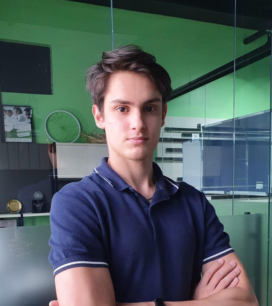 Membro do conselho: Luigi Badin