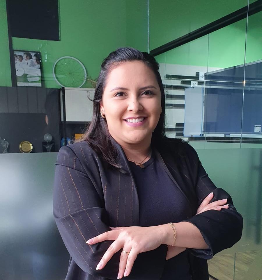 Membro do conselho: Erica Veiga