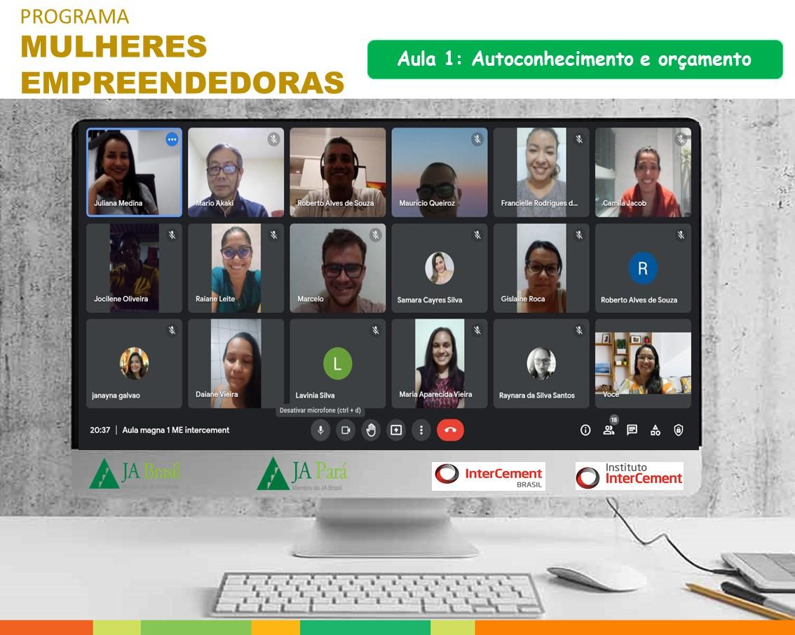 Voluntários da Intercement impulsionam futuros de jovens e mulheres em Bodoquena/MS