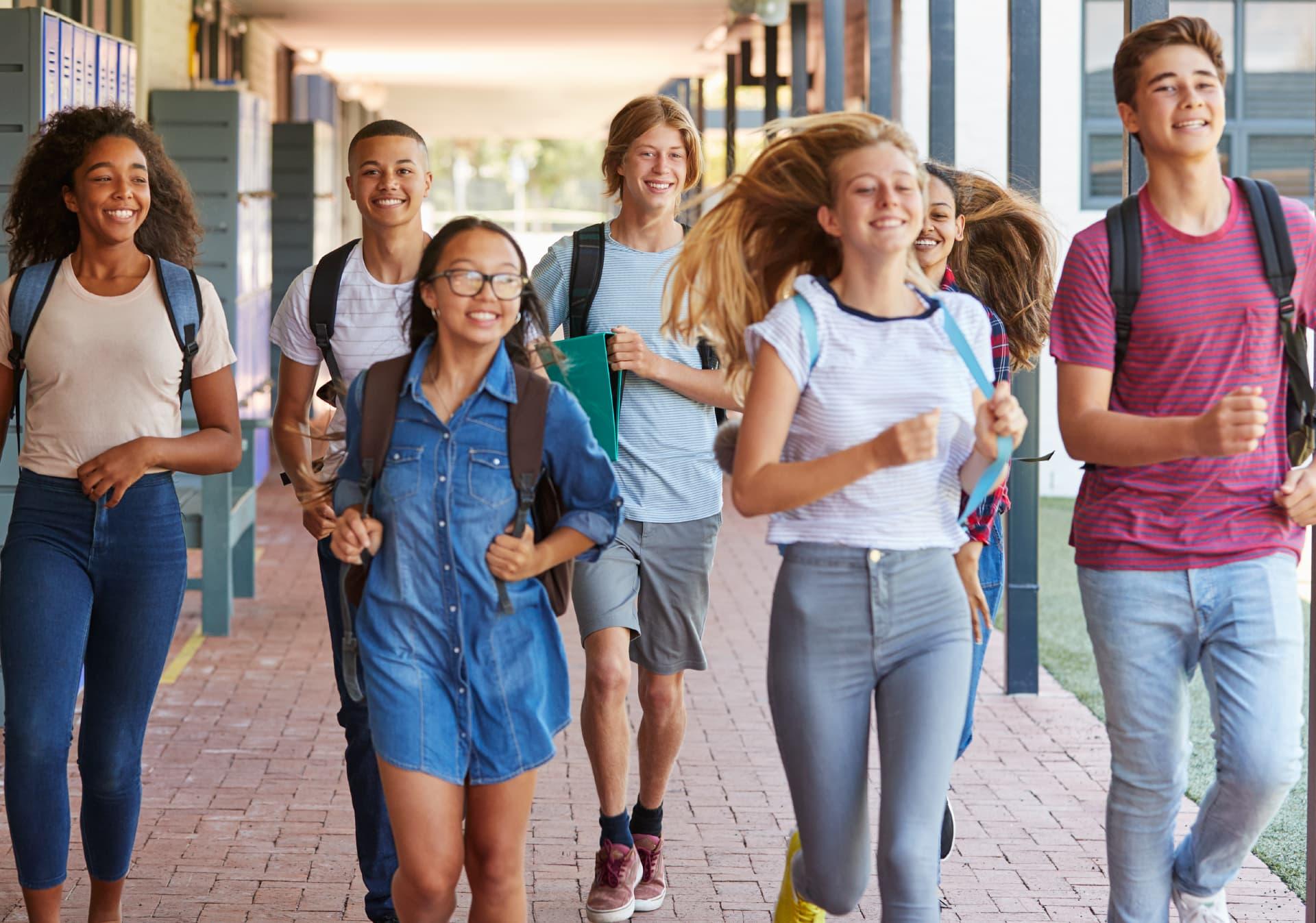 Estudantes banner